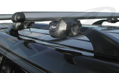 Trux High Spec vehicle and canopy truck top Roof Bars